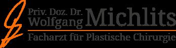 Priv. Doz. Dr. Wolfgang Michlits
